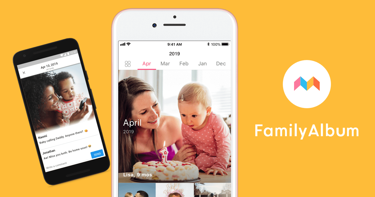 Familyalbum The Best Photo Sharing App For Families